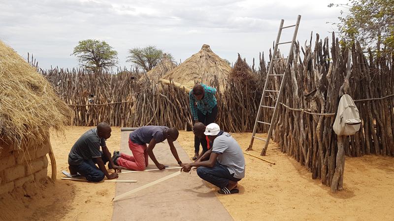Malaria in Namibia
